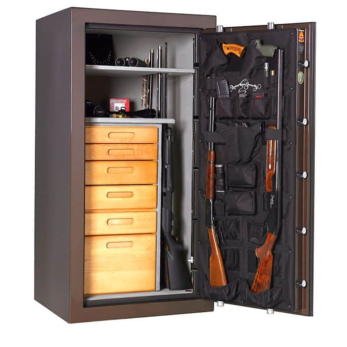 safe locksmith. gun safe opened by a locksmith