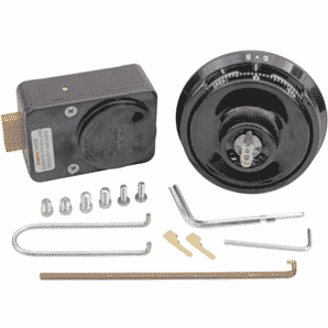 Safe and Vault parts, safe combination lock change