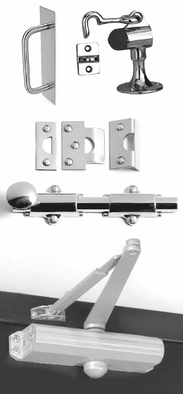 Commercial Door Hardware, Security Lock