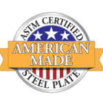 ASTM Certified Steel Plate - American Made icon